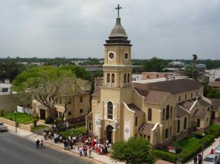 Sacred Heart Catholic Church – McAllen, TX
